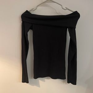Fold over Abercrombie top
